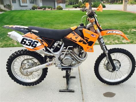 ktm sx 520 motorcycles for sale