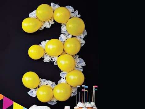 Decorating Ideas With Balloons by 4 Easy Balloon Decoration Ideas
