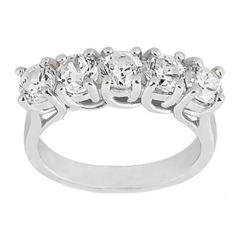 wedding band  stone trellis diamond wedding ring