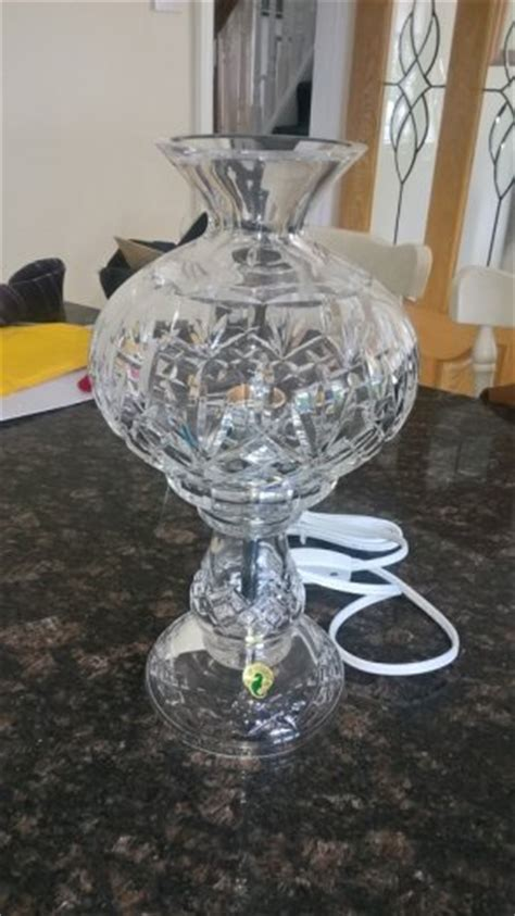waterford crystal table ls waterford crystal table l for sale in monasterboice
