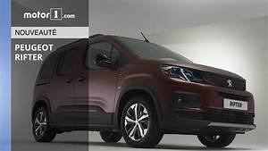 Peugeot Rifter 2018 : peugeot rifter 2018 d couvrez le en vid o youtube ~ Medecine-chirurgie-esthetiques.com Avis de Voitures