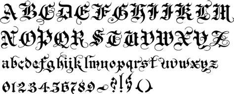 brilliant script tattoo fonts inkdoneright