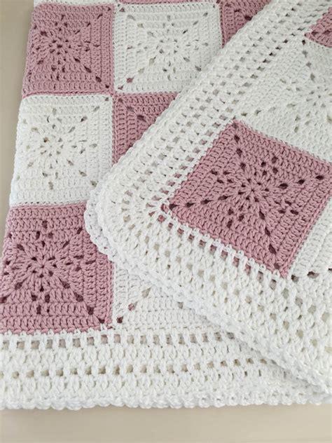 easy crochet crochet blanket pattern arielle s square crochet baby blanket pattern easy granny square