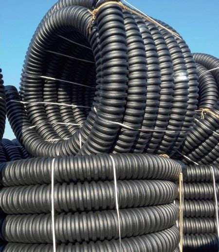 tedeum engineering pte  eflex corrugated pipe