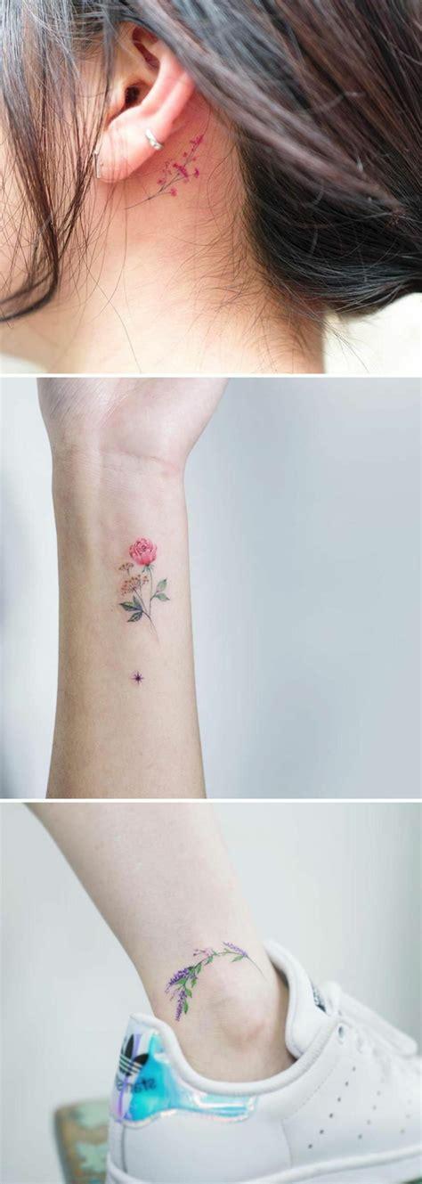 1001 + ideas de tatuajes finos para mujer que inspiran