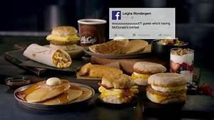 McDonald's All Day Breakfast Menu TV Commercial ...