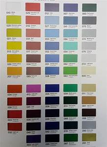 Light Color Chart Color Films Opaque Frosted And Clear Color Films
