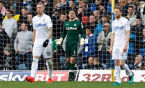 Leeds United keeper Rob Green has made more errors that ...