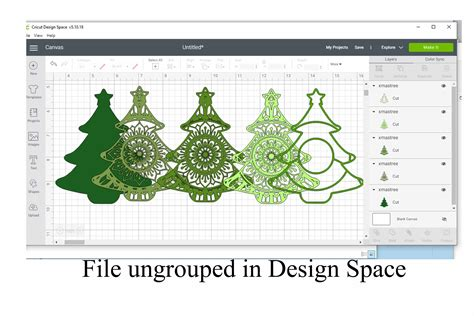 August 11, 2020 by jav. Christmas Mandala SVG Bundle - 3D Layered Mandalas (754368 ...