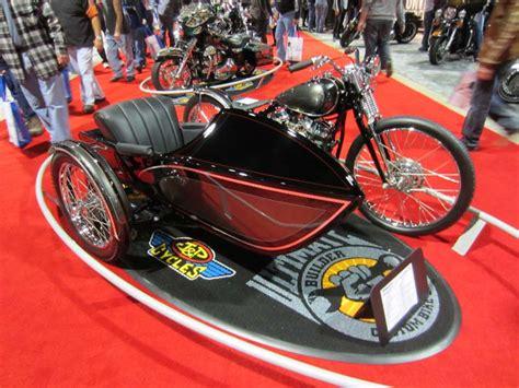 2012 Progressive International Motorcycle Show In Long