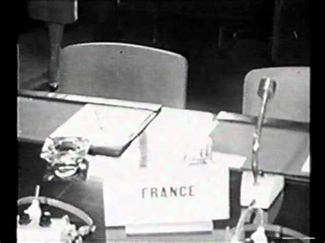 histoire de la chaise la politique de la chaise vide