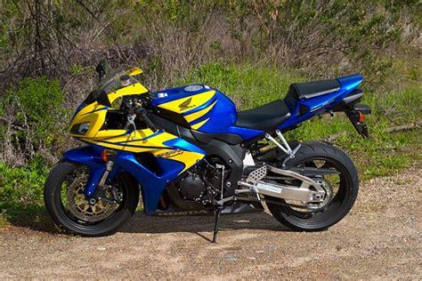 Md Ride Review: 2006 Honda Cbr1000rr « Motorcycledaily.com