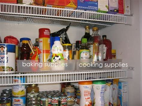 storage in the kitchen 26 best organization home pantry images on 5878
