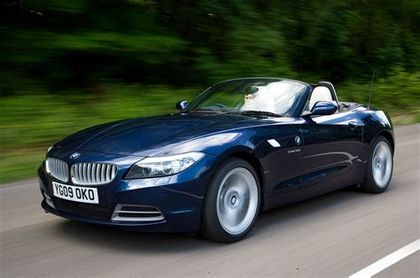 Bmw Z4 Coupe Based On E89 Roadster
