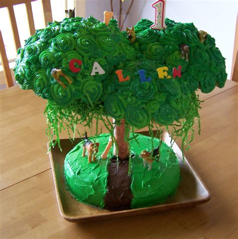 tree cake throwing a party on a budget instead of the dishes