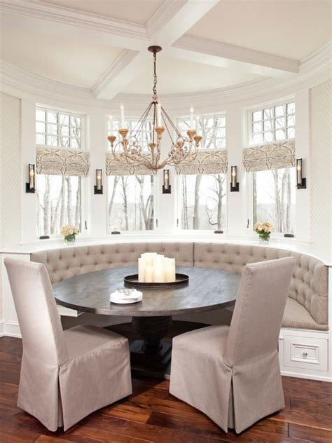17 Elegant Breakfast Nook Design Ideas for Perfect