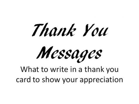 23 best images about Thank You Messages and Quotes on