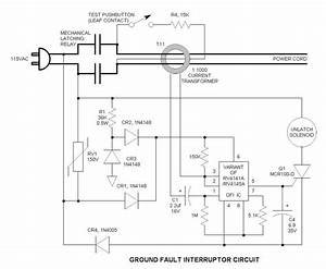 Gfi Ground Fault Interrupter Wall Wart