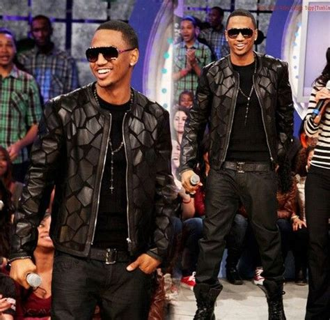 Trey Songz Never Looked Better  I Like The All Black On