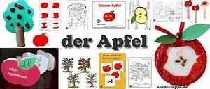 Thema Märchen Im Kindergarten Basteln : projekt der apfel kindergarten und kita ideen ~ Frokenaadalensverden.com Haus und Dekorationen