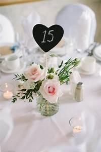 Kleine Weiße Vasen : 25 ideen f r die hochzeit tischdeko ihrer tr ume ~ Michelbontemps.com Haus und Dekorationen