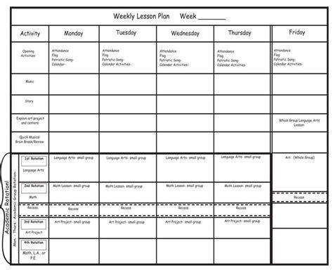 best 25 preschool lesson plan template ideas on 830   767e9b9376c1a08921d95caf39a122b2 preschool lesson plan template kindergarten lesson plans