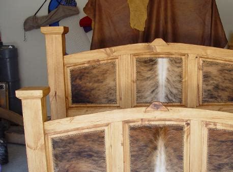 cowhide beds cowhide bedroom furniture  beat  shipping