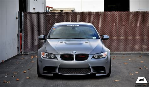 BMW E90/E92/E93 M3 Carbon Front Splitters – Carbon Addiction