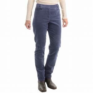 Pendleton Casey Corduroy Pants (For Women) - Save 55%