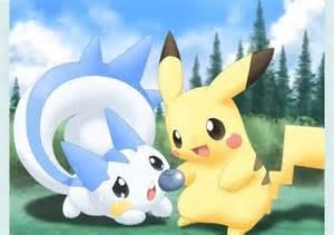 Cute Pokemon Couples