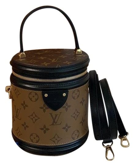 louis vuitton cannes monogram monogram reverse leather