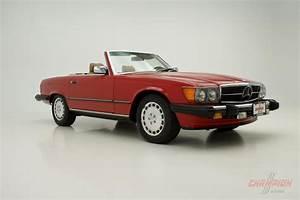 Mercedes 560 Sl : 1988 mercedes benz 560sl 560 sl champion motors ~ Melissatoandfro.com Idées de Décoration