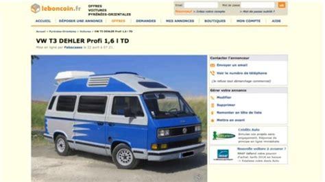 Une Annonce Délirante Pour Ce Combi Volkswagen