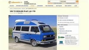 Le Bon Coin Oise Bricolage : une annonce d lirante pour ce combi volkswagen ~ Dailycaller-alerts.com Idées de Décoration