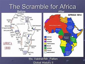 The Scramble for Africa - ppt video online download