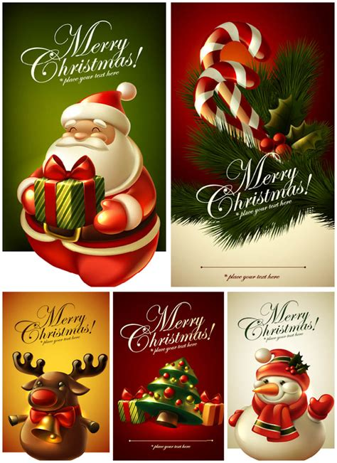 Christmas Card Vector Svg  – 338+ File Include SVG PNG EPS DXF