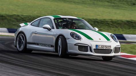Top Gear's Speed Week: Chris Harris Vs Porsche 911 R
