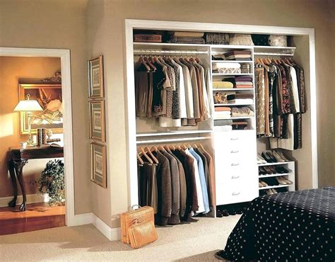 Small Bedroom Closet Ideas Tidy Womenmisbehavincom