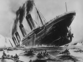 A Real Picture Of The Titanic Sinking by The Olde Barn The Rms Titanic Part Ii Critical Timelines