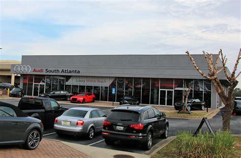 Audi South Atlanta, Union City Georgia (ga