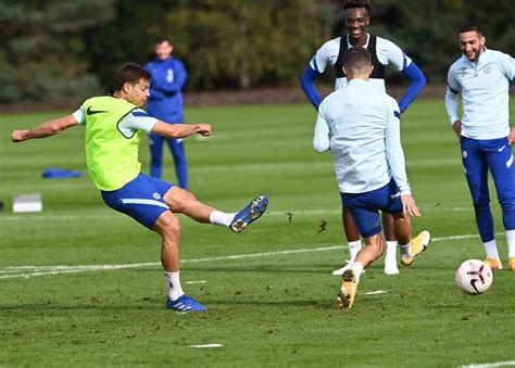 Lampard rules out two key players, says Ziyech, Chilwell ...