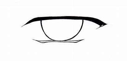 Eyes Anime Male Eye Drawing Guy Sketch