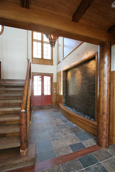 entry water feature benefits of indoor fountain