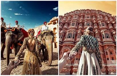 Follow Murad Osmann Viral Indian India Jaipur