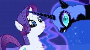 Rarity vs Nightmare Moon Pony Rap Battles Season 3 - YouTube