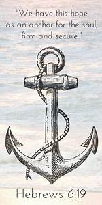 Ship Anchor And Bible Quotes. QuotesGram