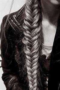 Fishtail Braid Hairstyle: Great Summer Hair Style for ...