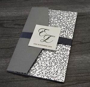 ultra modern diy pocket wedding invitation bespoke invitation With ultra modern wedding invitations
