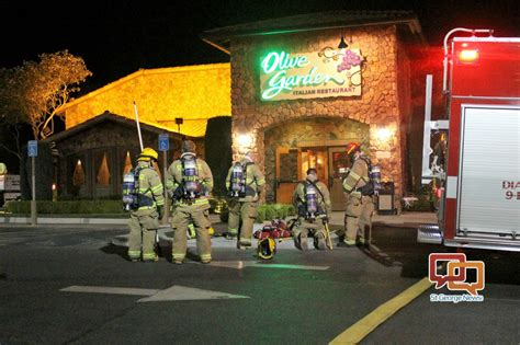 olive garden st george olive garden patrons evacuated when breaks out st