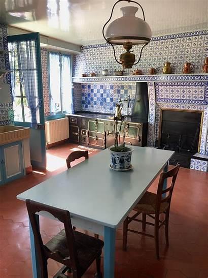 Claude Inside Monet Kitchen Whats Monets Likelovedo